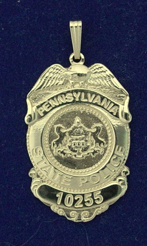 ginny 39 s gems jewelry badges rings badge state police
